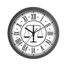 time_for_justice_wall_clock