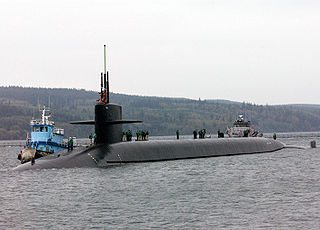 USS Louisiana Bremerton Washington